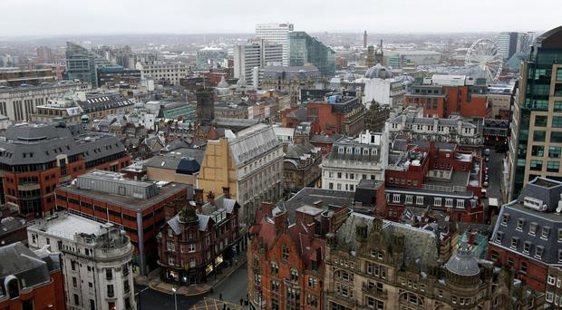 The major city-regions of the North were driving employment growth, the report found