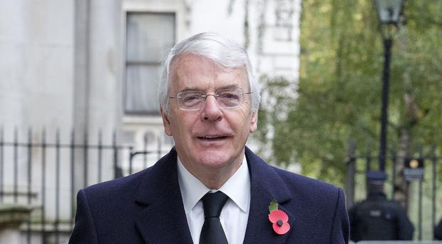 Sir John Major is expected to use a speech to warn that the UK and EU are 'close to a breach that's not in our interests or theirs'
