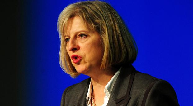 Home Secretary Theresa May says the new anti-slavery chief will play a crucial role