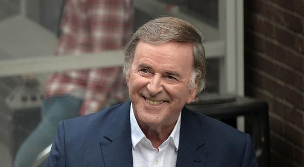 Sir Terry Wogan will again be presenting Children In Need