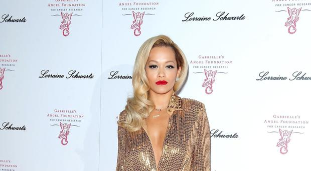 Rita Ora has to fit her commitments on The Voice around recording of the Band Aid 30 single