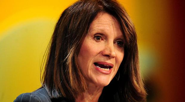 Lynne Featherstone is urging Home Secretary Theresa May to deny entry to the UK to American 'pick-up artist' Julien Blanc