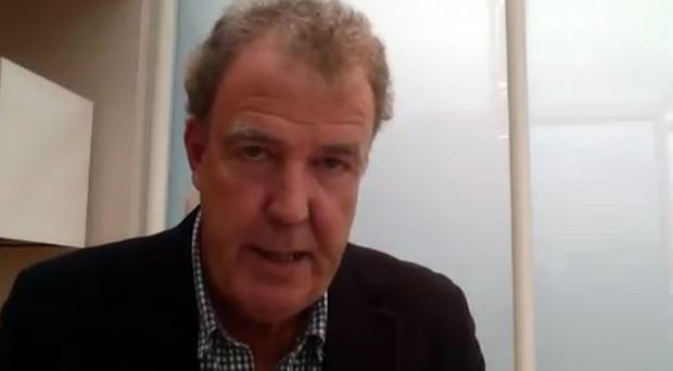 Jeremy Clarkson begged fans for forgiveness after he allegedly used a racist word during filming for Top Gear