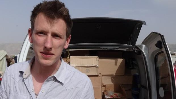 Peter Kassig was working to help Syrian refugees when he was captured by IS (Kassig family/AP)