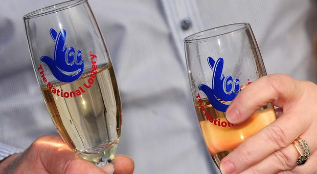 The National Lottery has been turning players into millionaires for 20 years