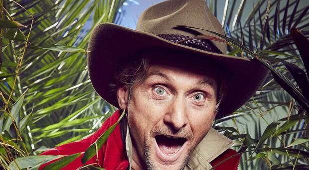Carl Fogarty won a bushtucker trial involving snakes in I'm A Celebrity ... Get Me Out Of Here!