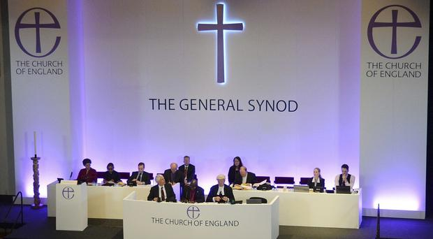 Members of the Church of England's General Synod are set to approve women bishops