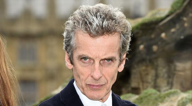 Peter Capaldi said he couldn't face the disappointment of not getting the role