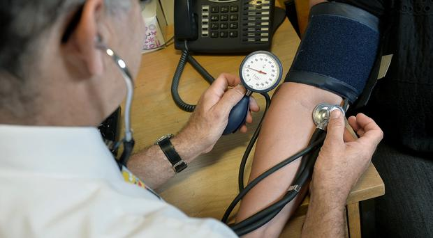 High blood pressure is costing the NHS billions of pounds every year, a study says