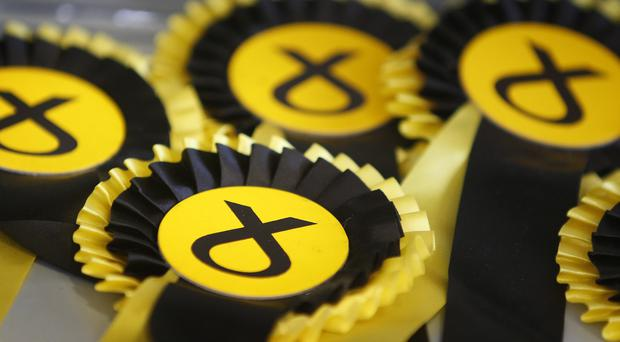 Survation found support for the SNP for May's general election is at 45.8%, compared to 23.9% support for Labour