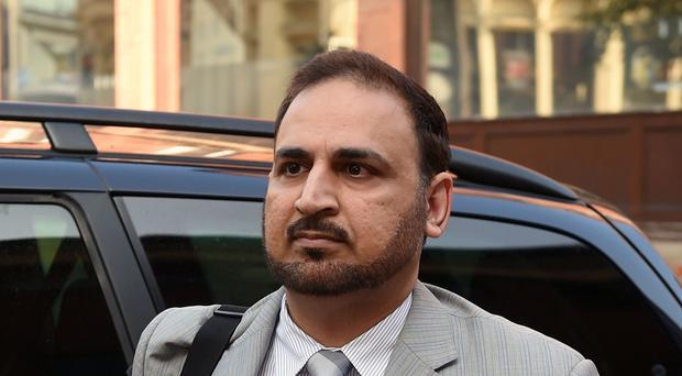 Neurosurgeon Nafees Hamid, 50, has been convicted of indecent assaults against female patients