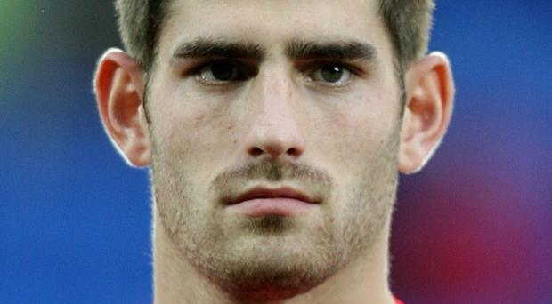 Ched Evans has returned to training with former club Sheffield United