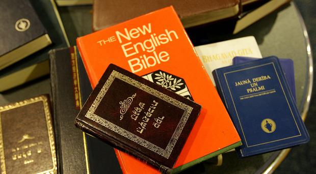 The Bible is key to a good education, campaigners say