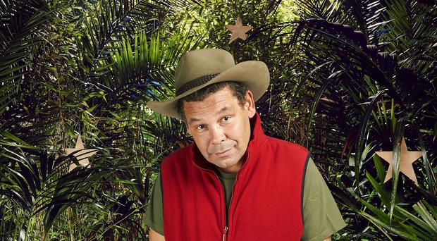 Craig Charles' future in the I'm A Celebrity jungle is in doubt after the death of his brother (ITV/PA)