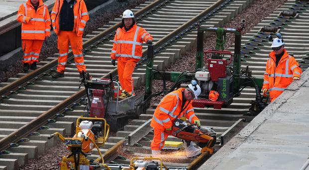 Some of the data Network Rail relies on to plan works on the railways is