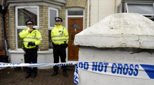 Three men arrested days before Remembrance Sunday have been charged over an alleged terror plot
