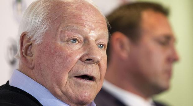 Wigan Athletic boss Dave Whelan has been accused of making anti-Semitic remarks