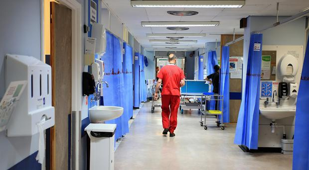 A hospital will give overstay patients a 'seven days to leave' ultimatum