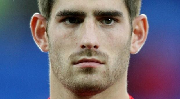 Ched Evans was hoping to return to training with former club Sheffield United