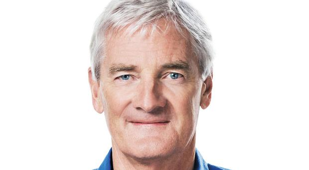 Sir James Dyson said the company 'must relentlessly invent' (Dyson/PA)