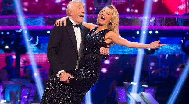 Tess Daly misses working with Sir Bruce Forsyth