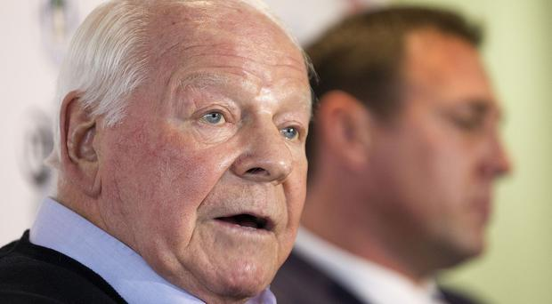 Dave Whelan has donated more than £1m to the Conservative Party