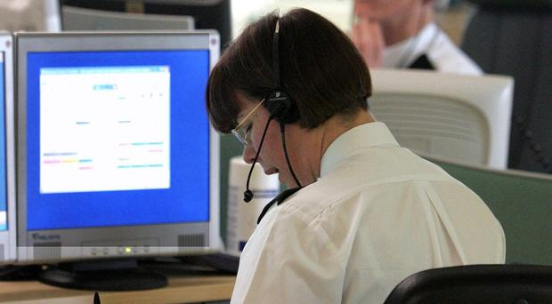 The 101 police non-emergency hotline is having technical problems