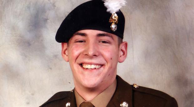 The murder of Lee Rigby is