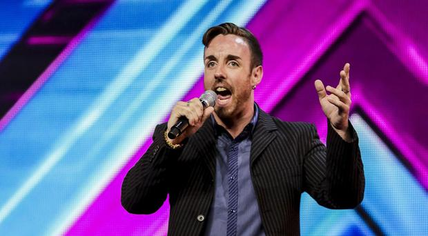 Stevi Ritchie has become the latest contestant to leave The X Factor (Syco/Thames TV).