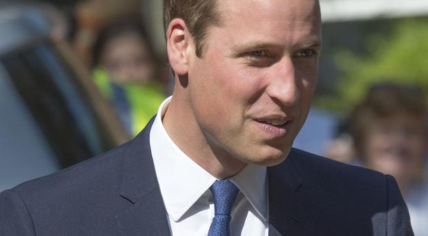 The Duke of Cambridge is to visit China
