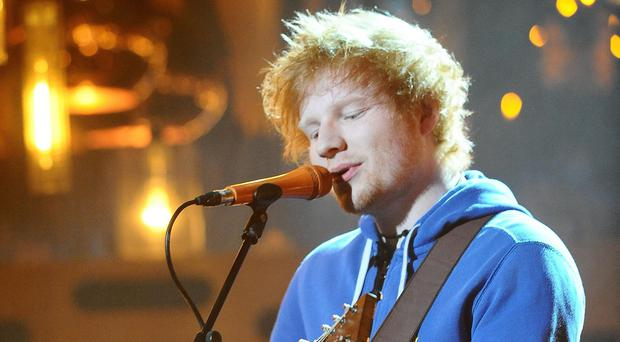 Ed Sheeran said he and Taylor Swift have found popular appeal because a generation of music lovers can identify with them as