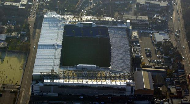 Tottenham Hotspur wants to build a new ground to replace its current White Hart Lane stadium