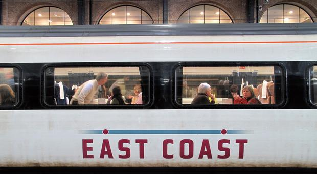 A French consortium looks likely to take over the franchise for the government-run East Coast service