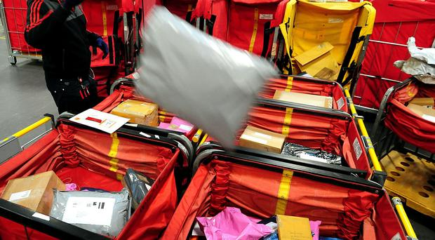 The Royal Mail's universal service is under threat because of
