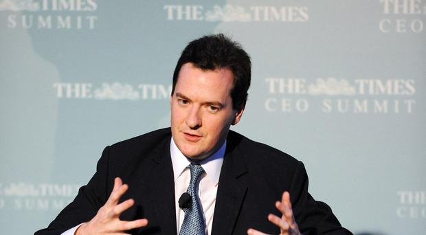 George Osborne is expected to address the deficit in his Autumn Statement