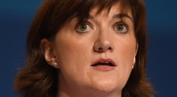 Education Secretary Nicky Morgan has defended efforts to tackle violence against women