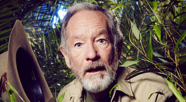 Michael Buerk has been taking rap lessons in I'm A Celebrity ... Get Me Out Of Here!