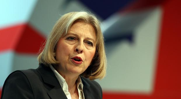 Home Secretary Theresa May hinted that the Government will miss its target on immigration