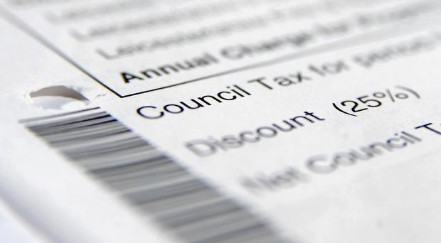 Local government blames Westminster for a drop in council tax collection rates