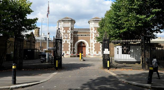 A prison teacher at HMP Wormwood Scrubs has been jailed