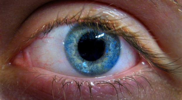 HIV drugs may help to prevent a common cause of incurable blindness, new research suggests
