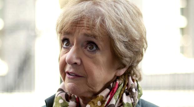 Margaret Hodge has expressed alarm over funding given to the Society Network Foundation