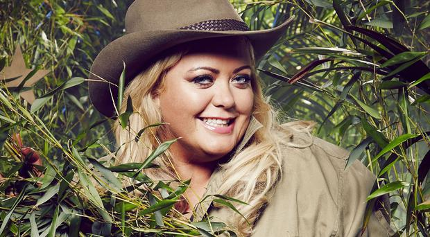 Gemma Collins left the jungle early