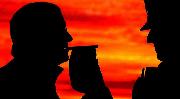 Motorists could be named and shamed on Twitter if they fail breath tests