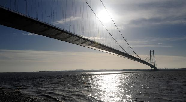 Some £80 million will be spent on the Humber Estuary