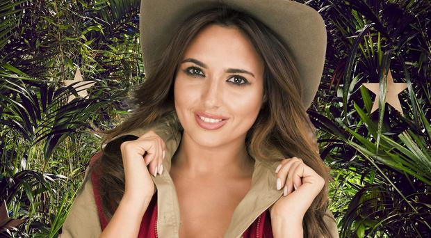 Nadia Forde has left I'm A Celebrity ... Get Me Out Of Here! (ITV/PA)