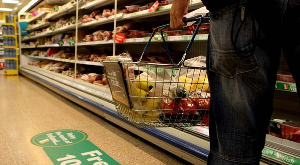 Both the fresh and ambient food categories reported annual deflation, according to the BRC