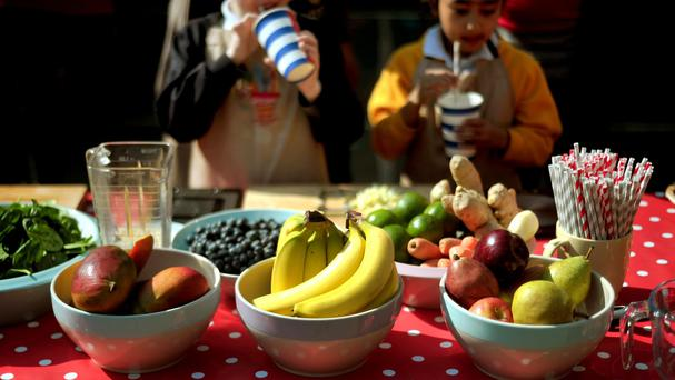 Researchers say a Mediterranean diet is the key to longer life