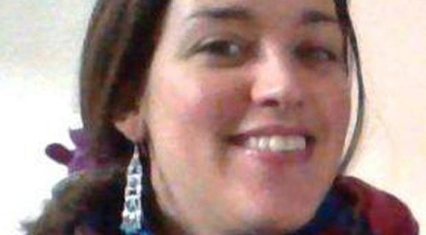 Charlotte Bevan has gone missing with her new baby