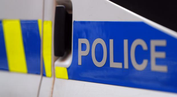 Police have issued a warning over legal highs after four boys were admitted to hospital